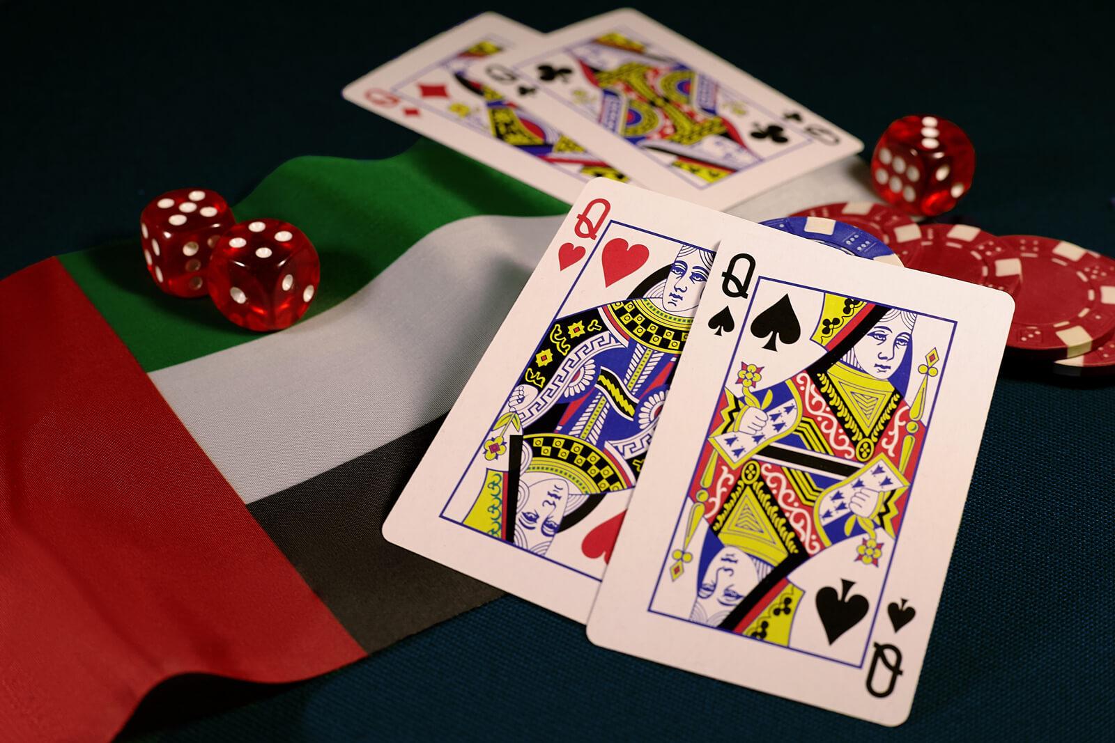 Casino Gambling Card Game