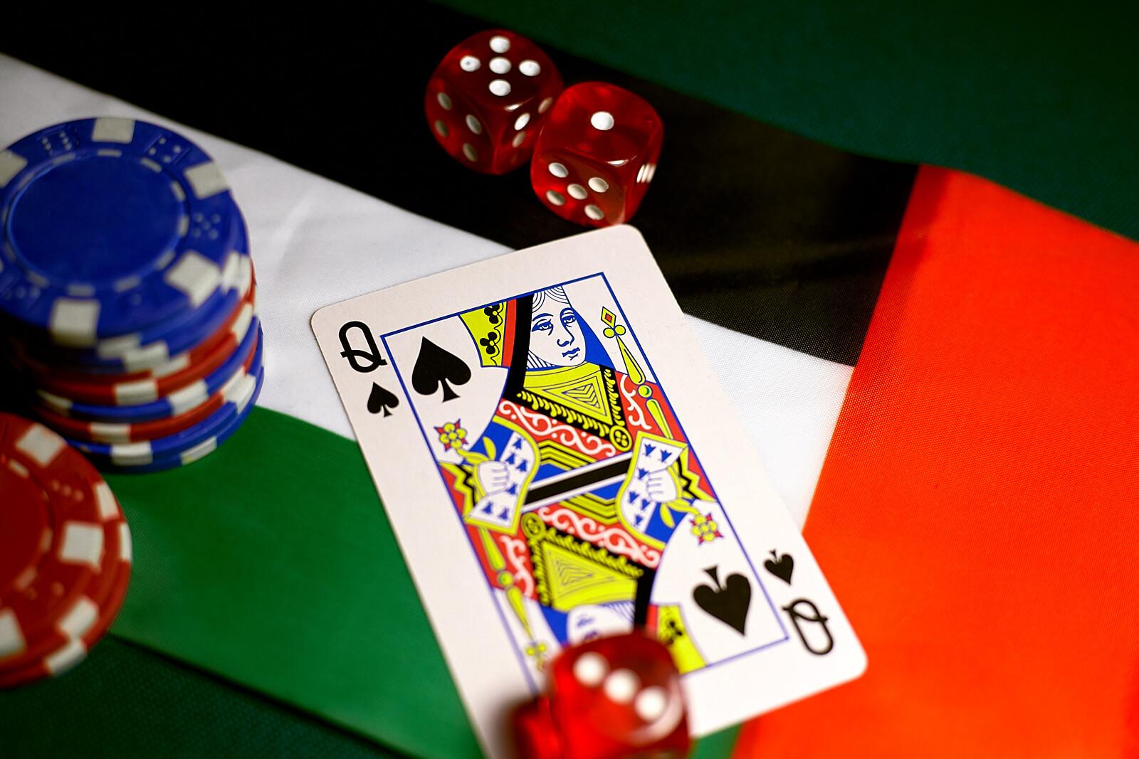 Poker Gambling Casino Card Game Poker Table
